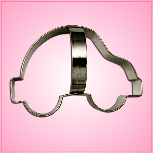 Car Cookie Cutter with Handle