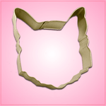 Cat Head Cookie Cutter