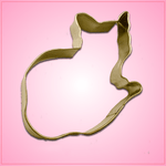 Cat Laying Down Cookie Cutter
