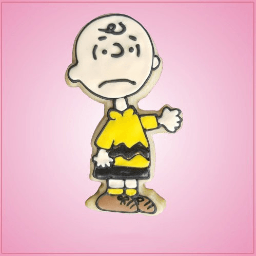 Charlie Brown Cookie Cutter