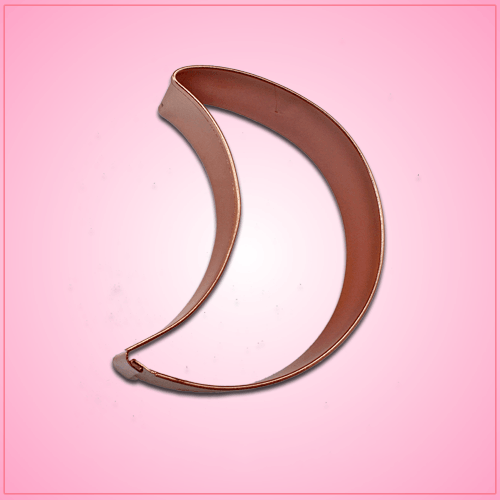 Copper Crescent Moon Cookie Cutter