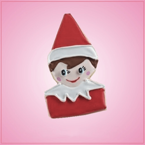 Christmas Elf Cookie Cutter