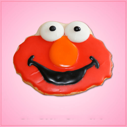 Elmo Cookie Cutter