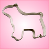 English Bull Terrier Cookie Cutter