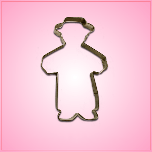 Farmer Cookie Cutter