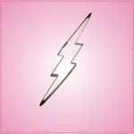 Flash Lightning Cookie Cutter