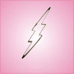 Mini Flash Lightning Cookie Cutter