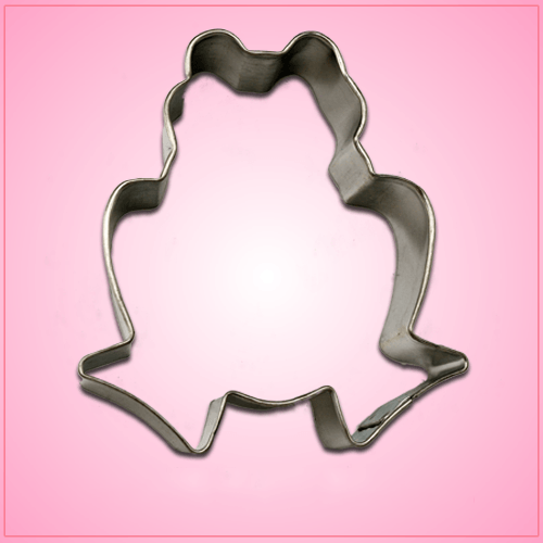 Frog Cookie Cutter 2