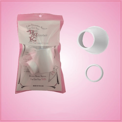 Frosting Bag Adapter Kit