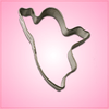 Quality Tin Plated Ghost Cookie Cutter