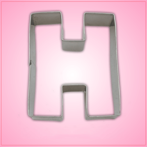 Letter h cookie cutter cheap cookie cutters letter h cookie cutter thecheapjerseys Image collections