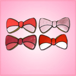 Hair Bow Cookie Cutter