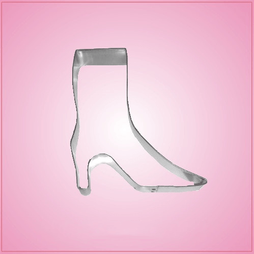 High Heel Boot Cookie Cutter