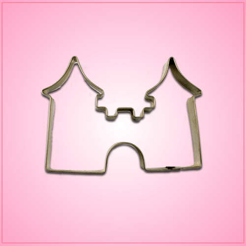 Hogwarts Castle Cookie Cutter