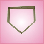Home Plate Cookie Cutter