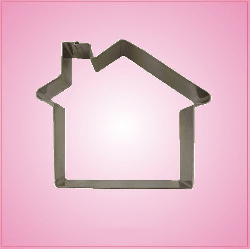 Cool House Cookie Cutter