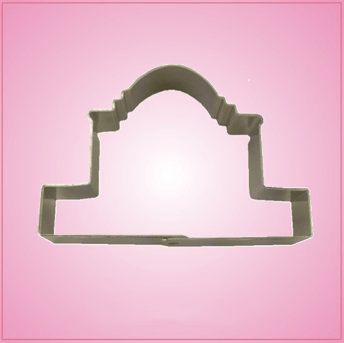 Jefferson Memorial Cookie Cutter