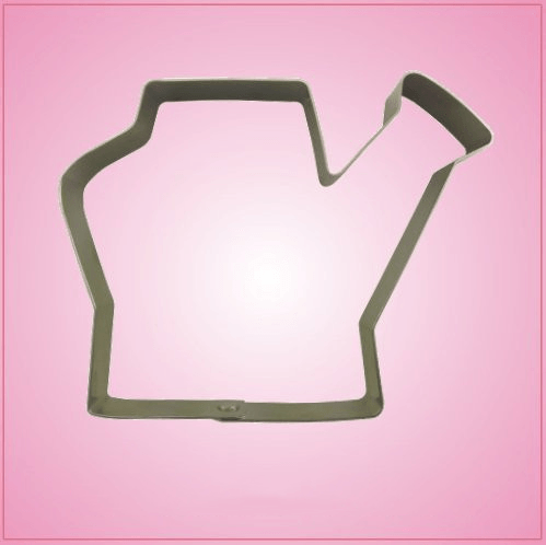 Large Watering Can Cookie Cutter