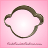 Monkey Head Cookie Cutter