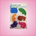 Noahs Ark Cookie Cutter Set