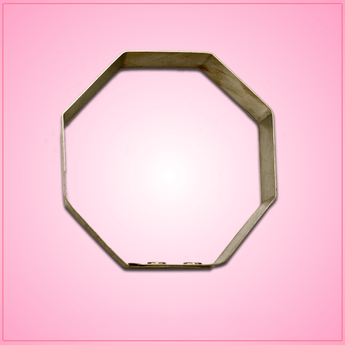 Octagon Cookie Cutter
