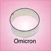 Omicron Cookie Cutter