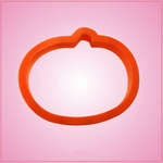 Orange Pumpkin 2 Cookie Cutter
