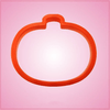 Orange Pumpkin Cookie Cutter