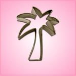 Palm Tree Cookie Cutter with Recipe Card