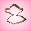 Party Girl Cookie Cutter