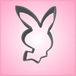 Playful Bunny Cookie Cutter