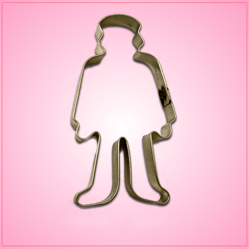 Police Officer Cookie Cutter