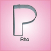 Rho Cookie Cutter
