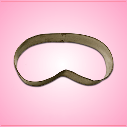 Mini Sleeping Mask Cookie Cutter