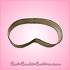 Sleeping Mask Cookie Cutter