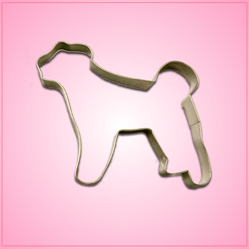 Swedish Dog Pumi Cookie Cutter