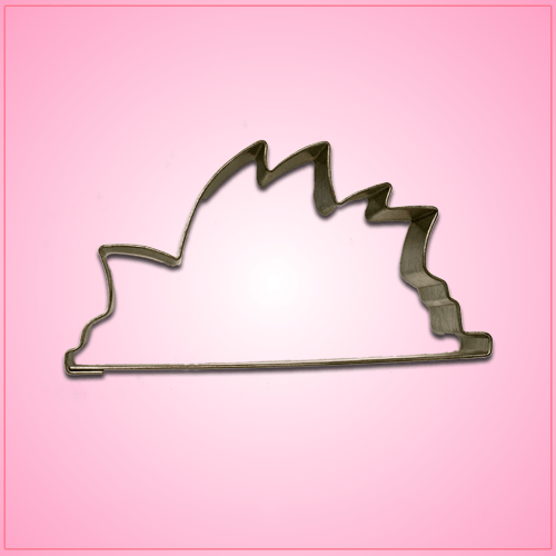Sydney Opera House Cookie Cutter