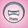 Theta Cookie Cutter