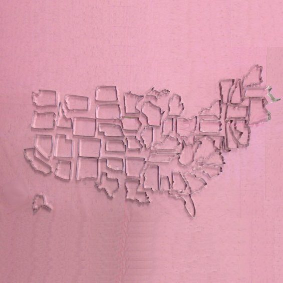 United States Cookie Cutter Set
