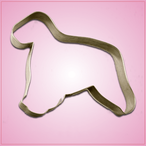 Wheaten Terrier Cookie Cutter