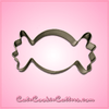 Wrapped Candy Peppermint Cookie Cutter