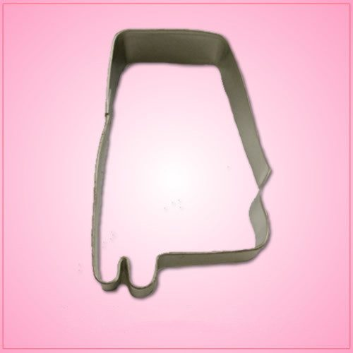 Alabama Cookie Cutter State Cheap Cookie Cutters
