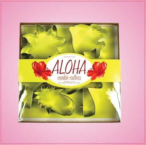 Aloha Cookie Cutter Set