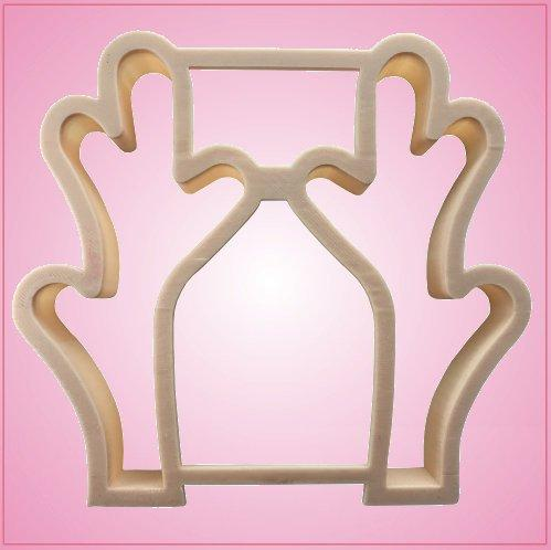 Antlers Cookie Cutter