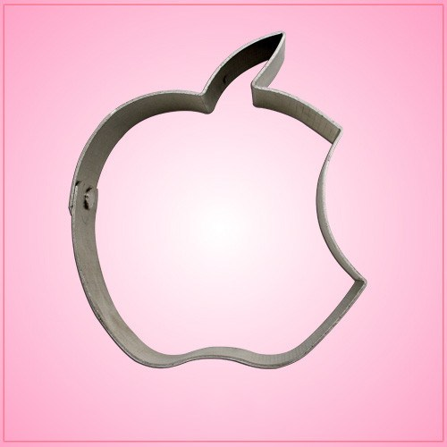 Apple with Bite Cookie Cutter Cheap Cookie Cutters Shop