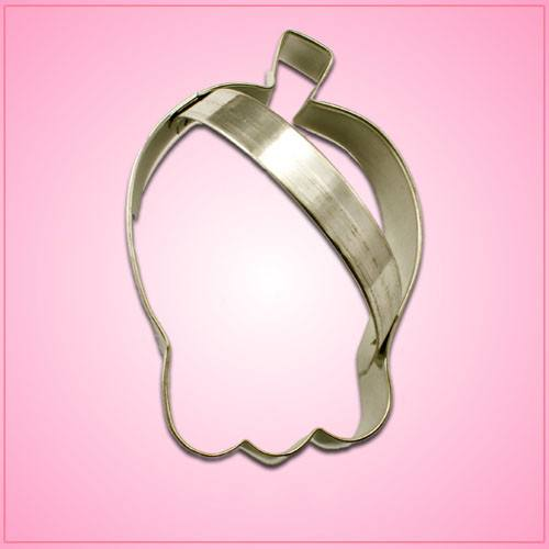 Apple Cookie Cutter with Handle