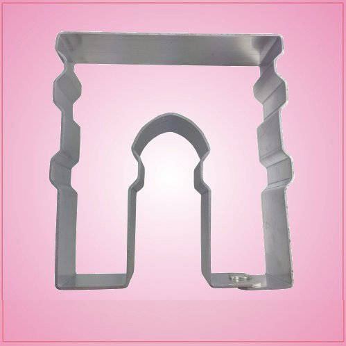 Arch de Triumph Cookie Cutter