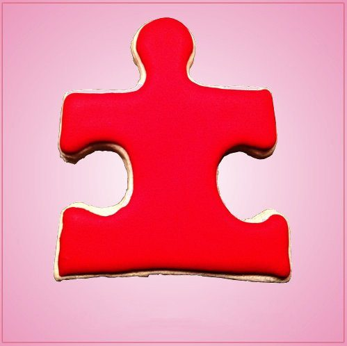 Autism Awareness Cookie Cutter