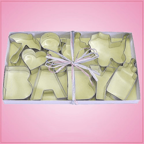 Baby Cookie Cutter Set 2