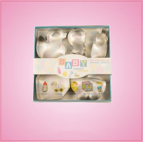 Baby Cookie Cutter Set